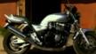 Honda CB1300 Super Four 2001 - сибиха