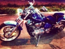 Yamaha Raider XV1900 Star 2009 - паровоз