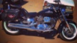 Yamaha V-Star XVS1100A Classic 2008 - бычек