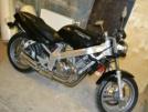 Honda BROS NT400 1989 - брос