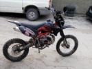 Irbis TTR125 2012 - мелкий