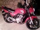 Yamaha YBR125 2011 - мотоцикл