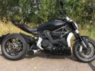 Ducati Diavel 2017 - Икс