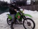 Kawasaki KDX250SR 1995 - мотоциклет