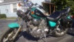 Yamaha Virago XV750 1995 - Вирага
