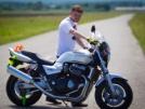 Honda CB1300 Super Four 1998 - Тепловозик