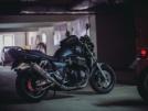 Honda CB1300 Super Four 1998 - Тепловозик2