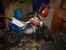 Kayo CRF801-7L Classic 140cc 2013 - ногу отбил ё