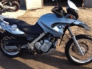 BMW F650GS 2001 - The Gus