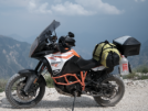 KTM 1290 Super Adventure 2017 - Зверь