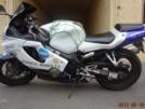 Honda CBR600F4i 2002 - Morgenstern