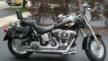 Harley-Davidson FLSTFI Fat Boy 2005 - Толстый