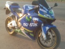 Honda CBR600RR 2003 - красавчик