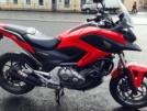 Honda NC700XA 2012 - мотоцикл :)