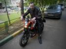 KTM 200 Duke 2012 - малой