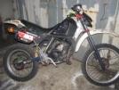 Kawasaki KMX125 1986 - Dirtybike