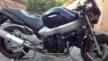 Honda CB1100 X-11 1999 - Вороной