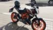 KTM 390 Duke 2014 - Рыжий