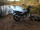 Yamaha YBR125 2011 - Юбиэр