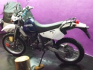 Suzuki Djebel 250XC 2006 - Малыш