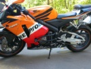 Honda CBR600RR 2006 - slave I
