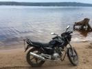 Yamaha YBR125 2012 - Микротурист