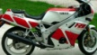 Yamaha FZR400RR 1989 - фзр