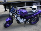 Honda CB-1 400 1993 - Violeta