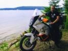KTM 990 ADVENTURE 2012 - Катя