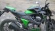 Kawasaki Z800 2013 - термит