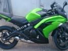 Kawasaki ER-6f 2013 - Зелёненькая