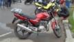 Yamaha YBR125 2013 - REDLINE