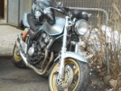 Honda CB400 Super Four 1999 - СиБишка
