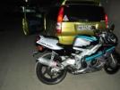 Honda CBR400RR 1991 - сибер