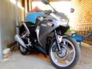 Honda CBR250R 2012 - Cибиряк)