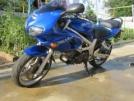 Suzuki SV650S 2001 - Сивка