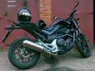 Honda NC700S 2012 - bike
