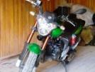 Stels Flame 200 2012 - Тырчик