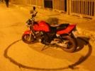 Honda CB400 Super Four 1993 - Мотопед