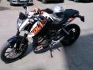 KTM 200 Duke 2013 - мот