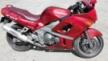Kawasaki ZXR400 1996 - мотоцикл