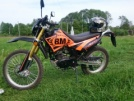 Baltmotors Enduro 200 DD 2014 - бэмик