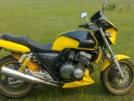 Honda CB400 Super Four 1994 - Мой мотик))