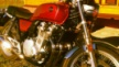 Honda CB1100 2014 - красный