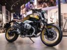 BMW R nineT 2019 - Желтый