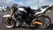 Kawasaki ZX-6R 2012 - Стант