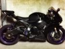 Suzuki GSX-R750 2011 - Пурпур