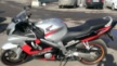 Honda CBR600F4i 2002 - Морда