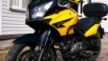 Suzuki DL650 V-Strom 2008 - Скат