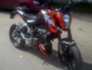 KTM 200 Duke 2013 - Дюке, дукер